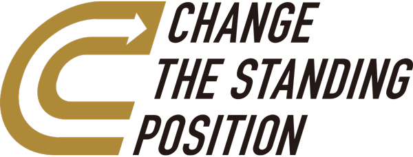change the standing position