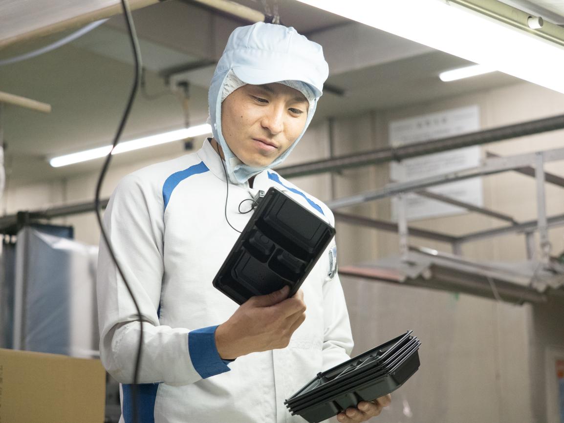 株式会社アクタ 製造部 主任 岩切直哉 image01
