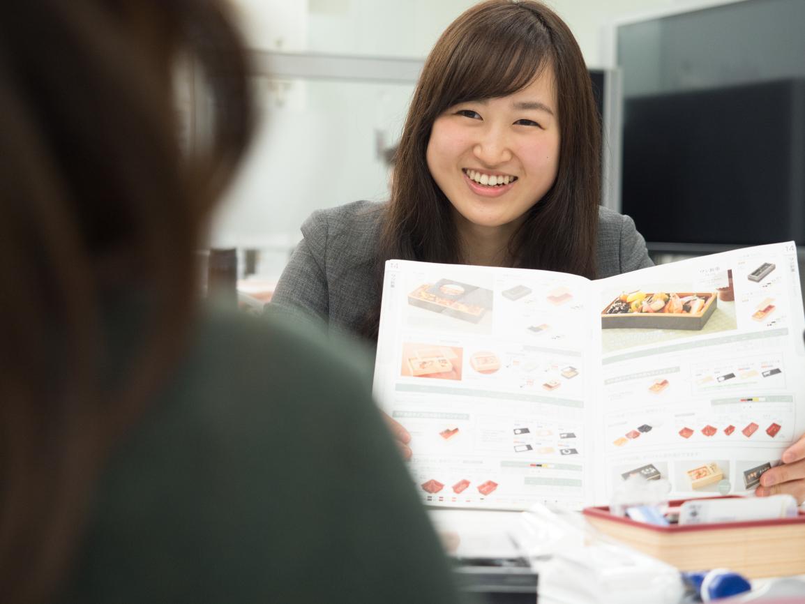 株式会社アクタ 営業部 久保彩子 image03