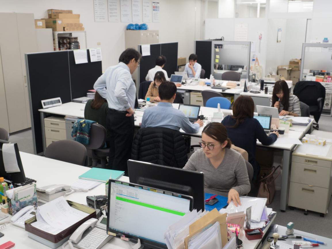 アクタ 東京オフィス