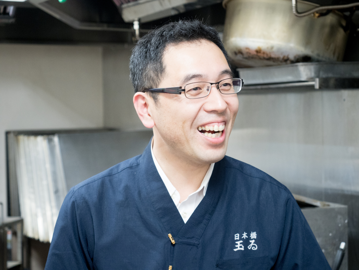 日本橋玉ゐ インタビュー