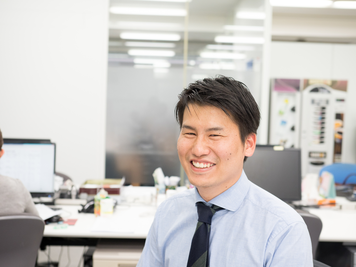 株式会社アクタ 営業部 二宗祐介 image02