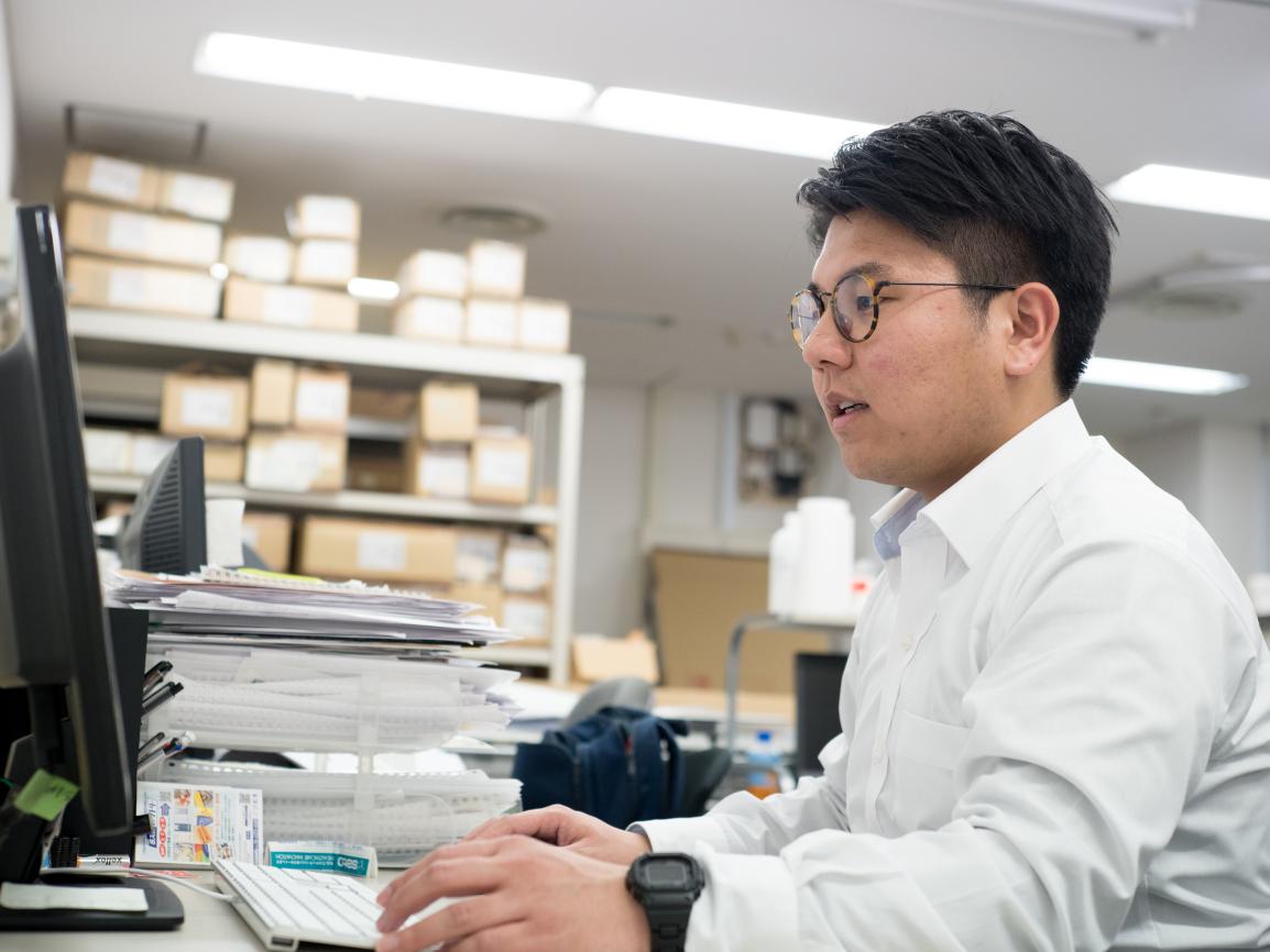 株式会社アクタ ボード事業部 副主任 太田翔貴 image01