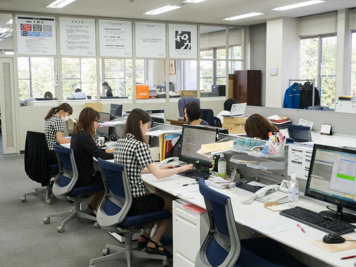 アクタ 本社オフィス