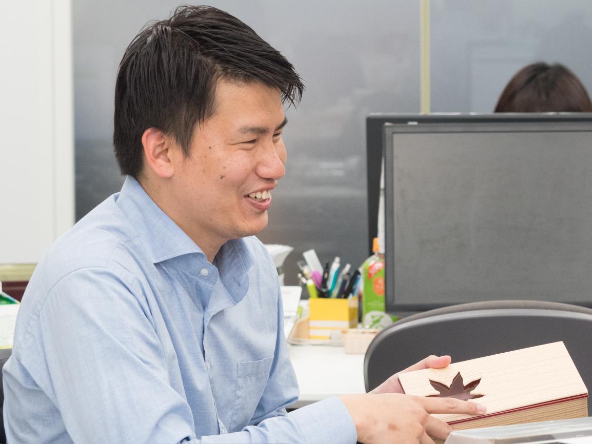 株式会社アクタ 営業部 二宗祐介 image03