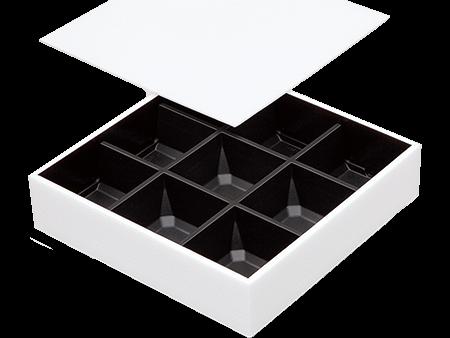 HW-65E白エンボス黒