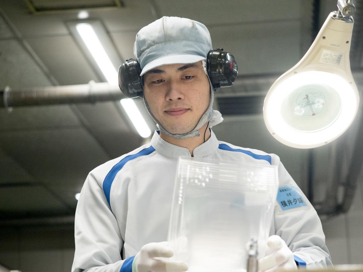 株式会社アクタ 製造部 副主任 横井夕輝 image04