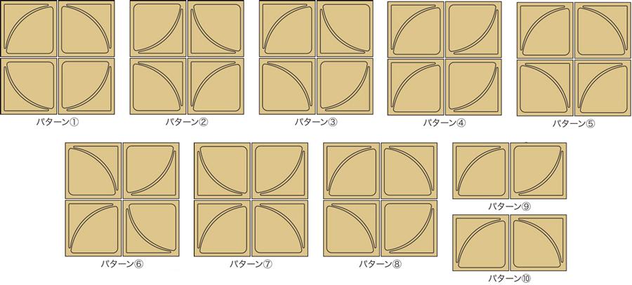パターン例