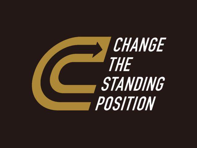 アクタ CHANGE THE STANDING POSITION