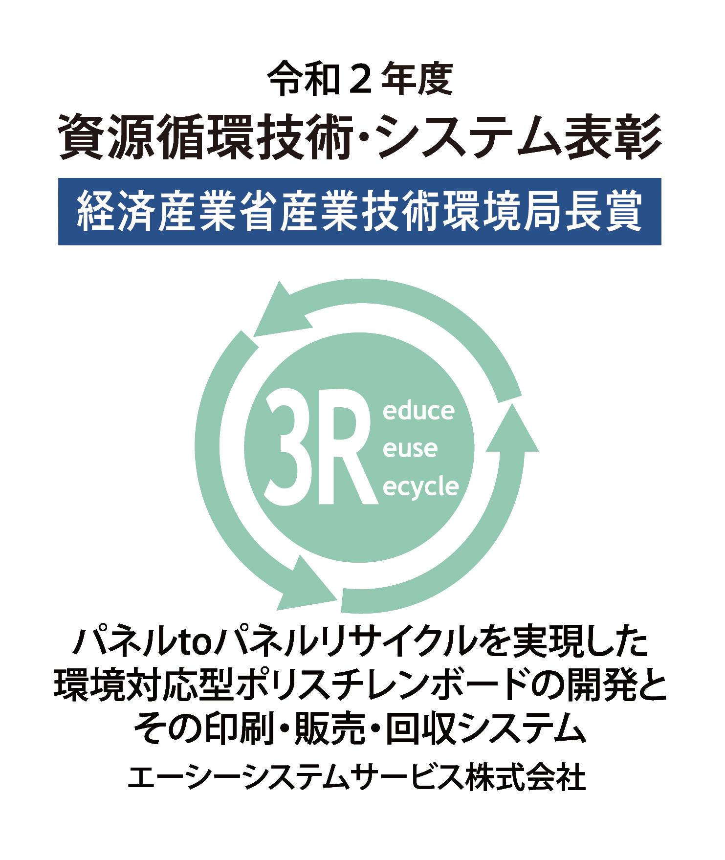 3RマークRecoボード